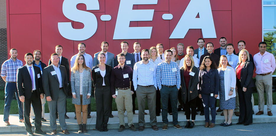 Welcome, 2018 New Hires