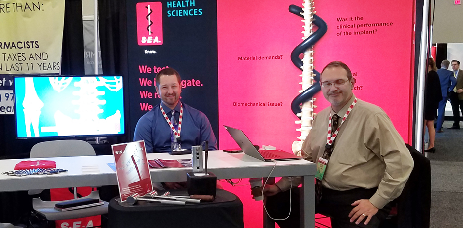 S-E-A at the 2019 AAOS Annual Meeting