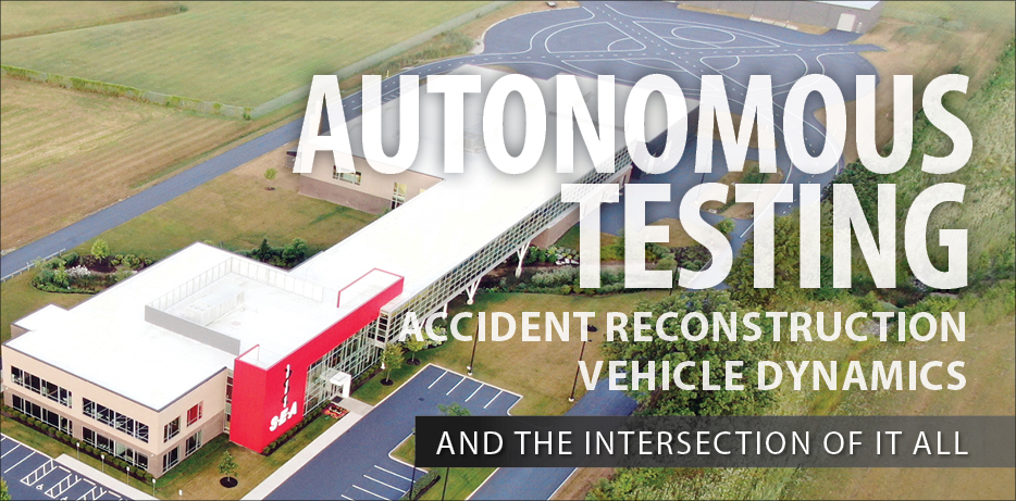 S-E-A Hosts DRI Strictly Automotive for Accident Staging