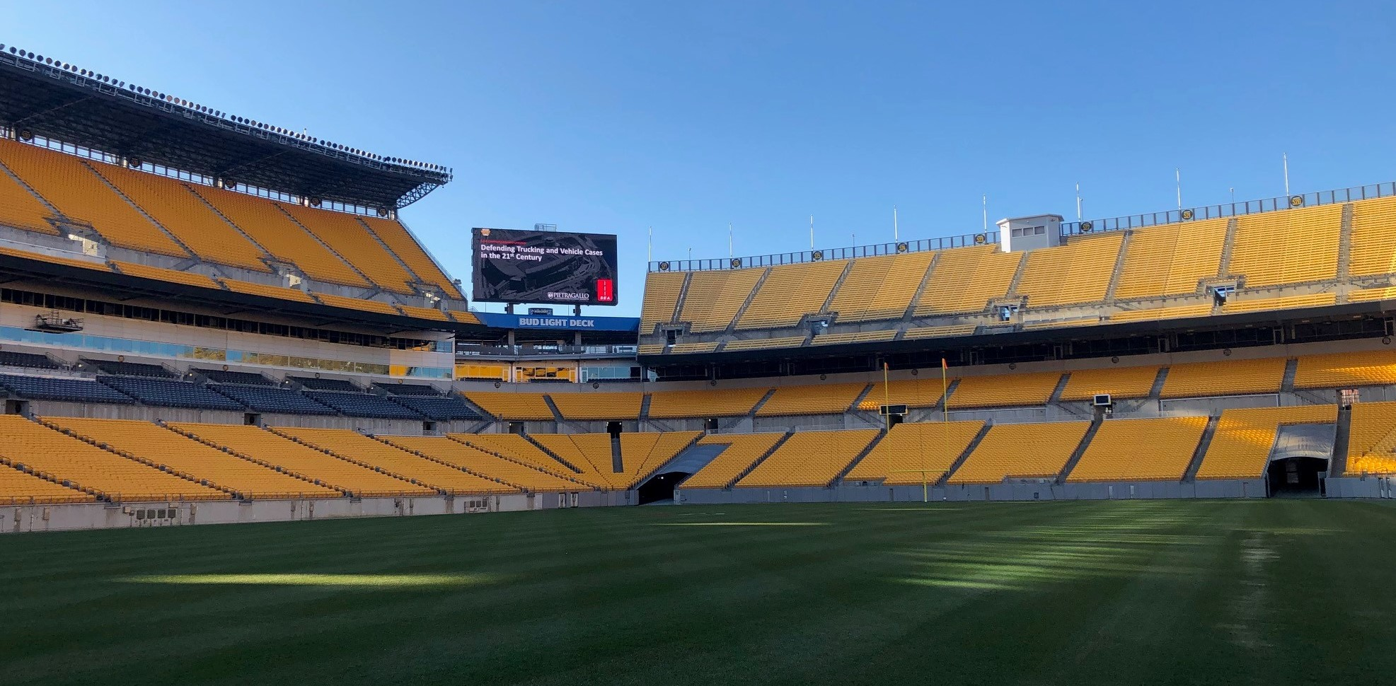 S-E-A Hosts Educational Event at Heinz Field