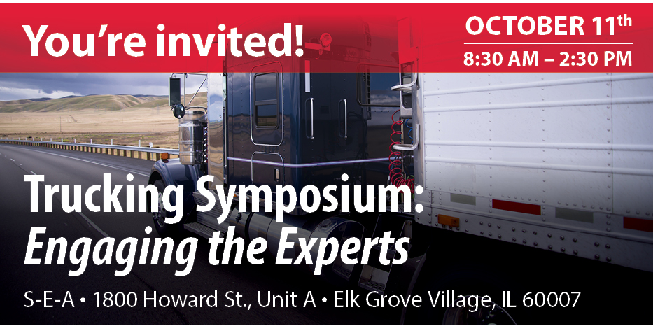 Join us! Our Chicago Office Hosts Trucking Event